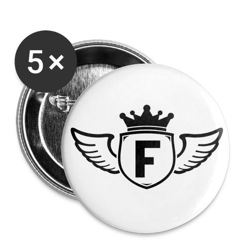 F7YGUY buttons 5pack - Large Buttons