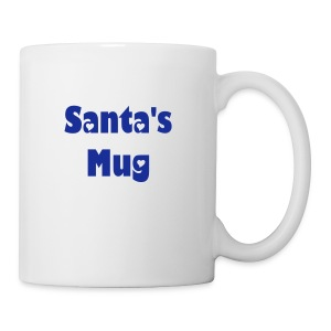 Tasse Santa - Coffee/Tea Mug