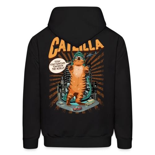 Men's CATZILLA Pullover Hoodie - Men's Hoodie