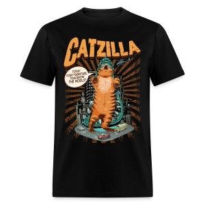 Men's CATZILLA T-Shirt - Men's T-Shirt