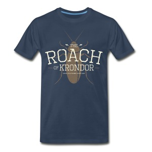 Roach of Krondor T-Shirt - Men's Premium T-Shirt