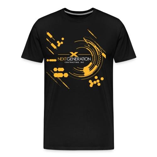 Next Generation Contracting Inc  - Men's Premium T-Shirt