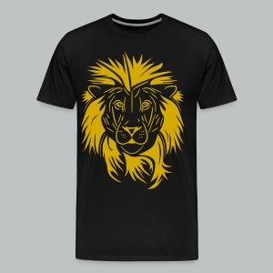 Lion - Men's - Men's Premium T-Shirt