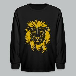 Lion - Kid's - Kids' Long Sleeve T-Shirt