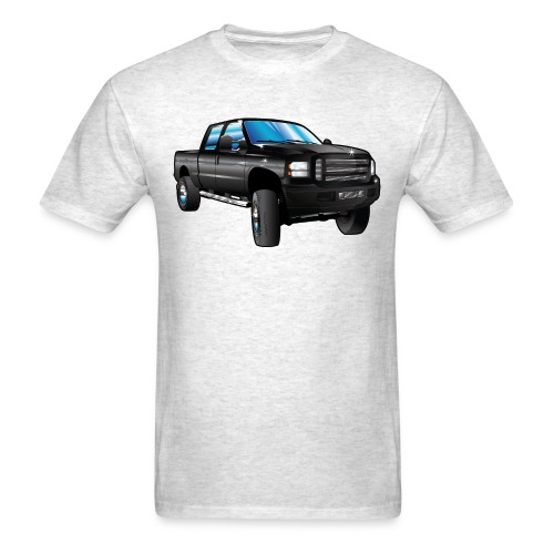 Black Ford F-150 Shirt - Men's T-Shirt
