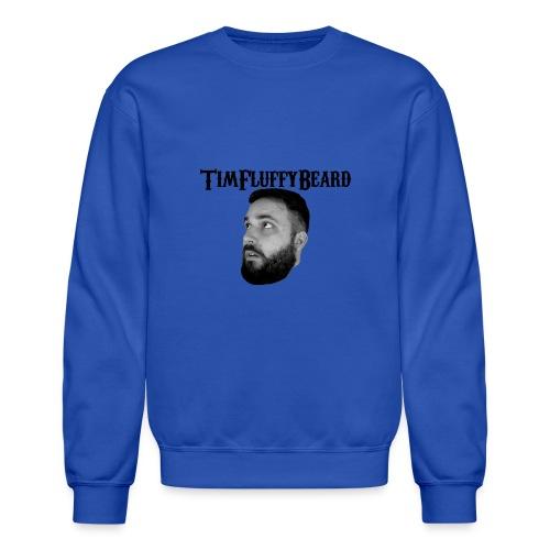 TimFluffyBeard Logo Sweatshirt - Crewneck Sweatshirt
