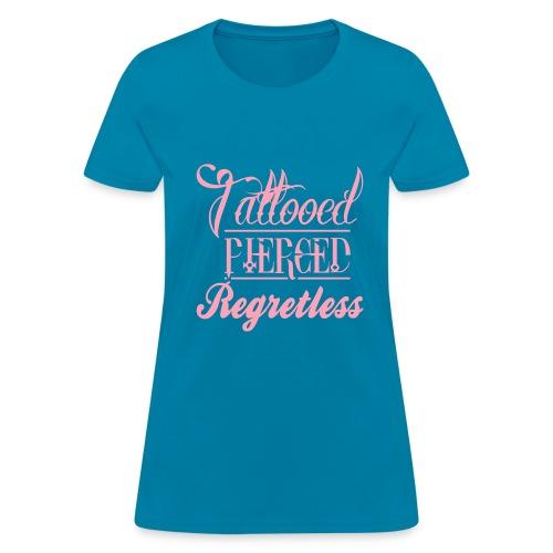 Regretless - Women's T-Shirt