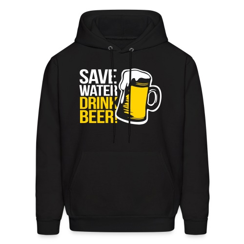 [Men] Drink Beer - Men's Hoodie