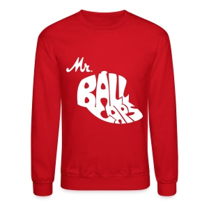 Mr. Ball Caps - Crewneck Sweatshirt