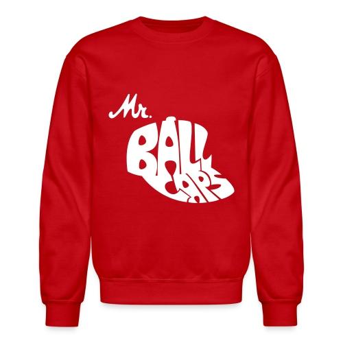 Mr. Ball Caps - Crewneck Sweatshirt