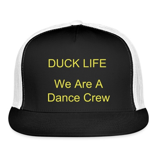 Duck Life Hat - Trucker Cap