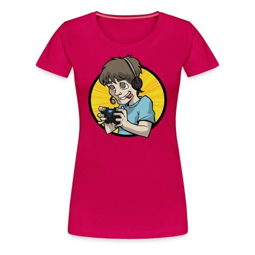 FeverGaming PS4 - Women - Women's Premium T-Shirt