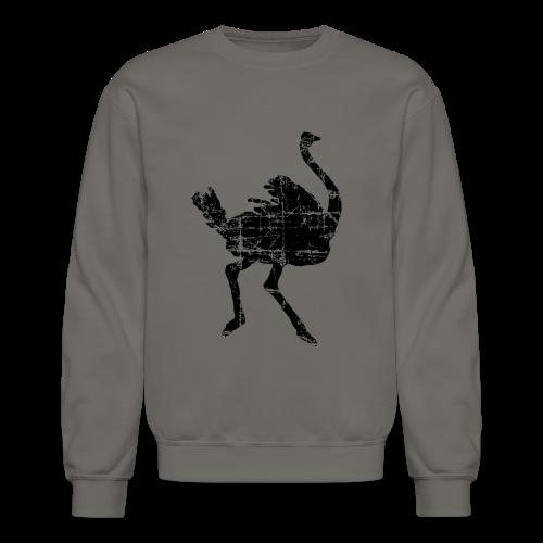 Ostrich Sweatshirt - Crewneck Sweatshirt