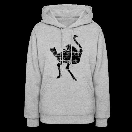 Ostrich Hoodie - Women's Hoodie