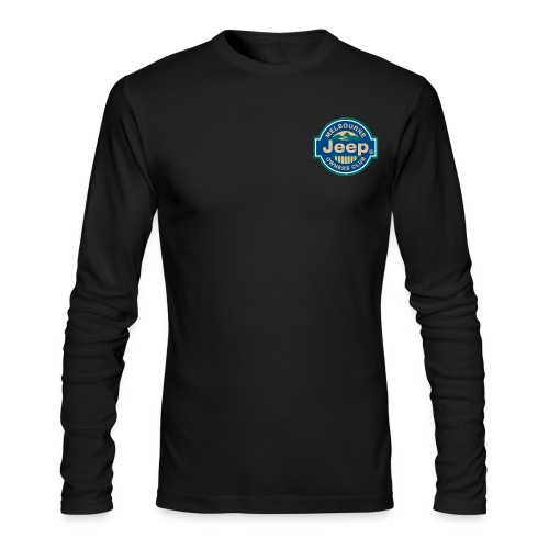 MJOC Long Sleeve Shirt - American Apparel - Mens - Men's Long Sleeve T-Shirt by Next Level