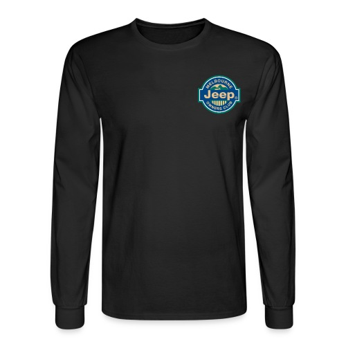 MJOC Long Sleeve Shirt - Sleeve Writing - Mens - Men's Long Sleeve T-Shirt