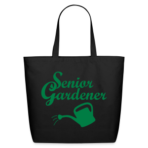 Senior Gardener Eco Friendly Tote - Eco-Friendly Cotton Tote
