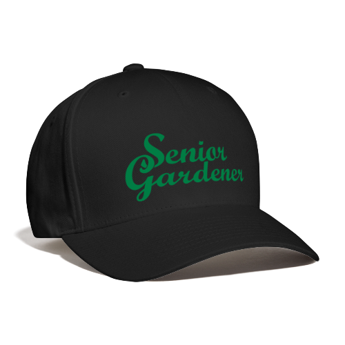 Senior Gardener Baseball Cap - Baseball Cap