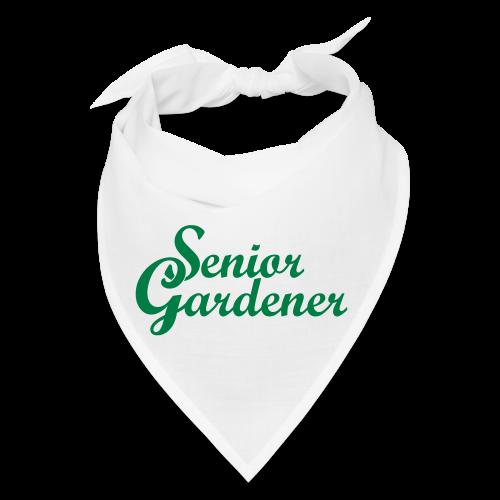 Senior Gardener Bandana - Bandana