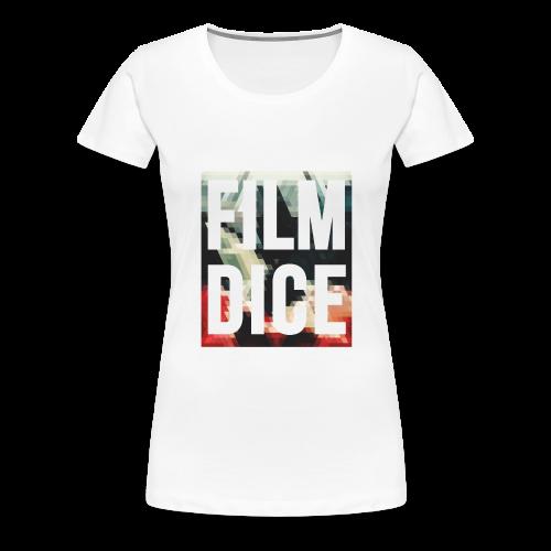 FilmDice Womens - 'Contrast' Shirt - Women's Premium T-Shirt