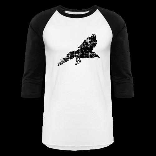 Raven Baseball T-Shirt - Baseball T-Shirt