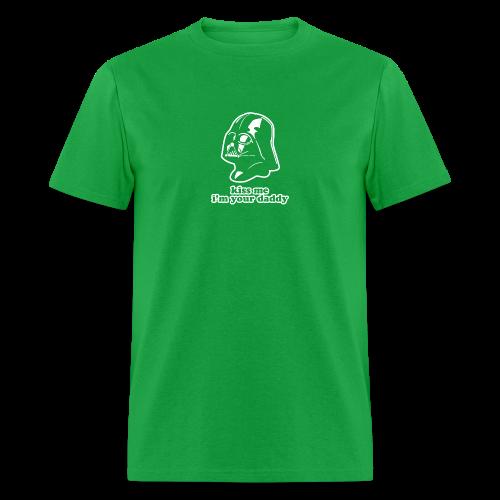 Darth Vader Kiss Me Daddy - Men's T-Shirt