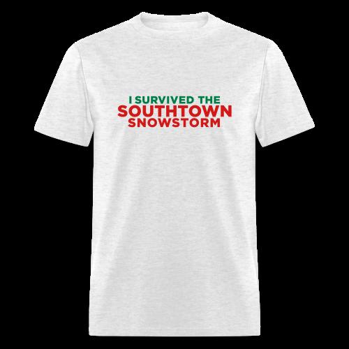 Southtown Snowstorm - Men's T-Shirt