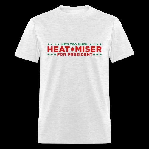 Heat Miser for President - Men's T-Shirt