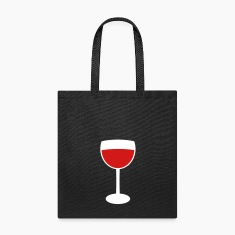 wineglass Bags & backpacks