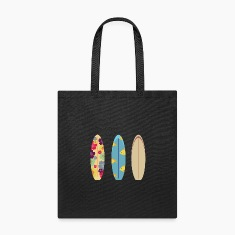Colourful Surfboards Bags & backpacks