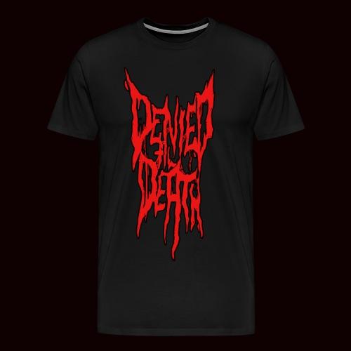 DTD Logo T-Shirt - Men's Premium T-Shirt