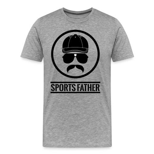The Damn Sports Father Shirt - Men's Premium T-Shirt