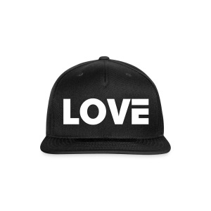 LOVE - Snap-back Baseball Cap