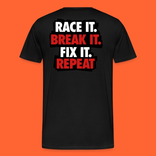 Race Day Tee - Men's Premium T-Shirt