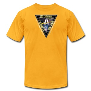 Engineering, Operations, and Security - Men's T-Shirt by American Apparel