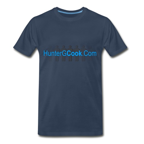 HunterGCook T-Shirt - Men's Premium T-Shirt