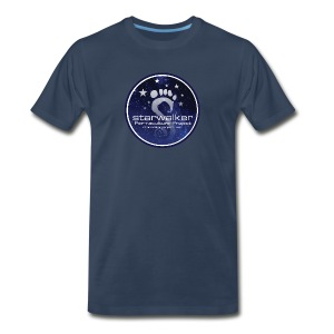 Starwalker Project Logo Tee - Men's Premium T-Shirt