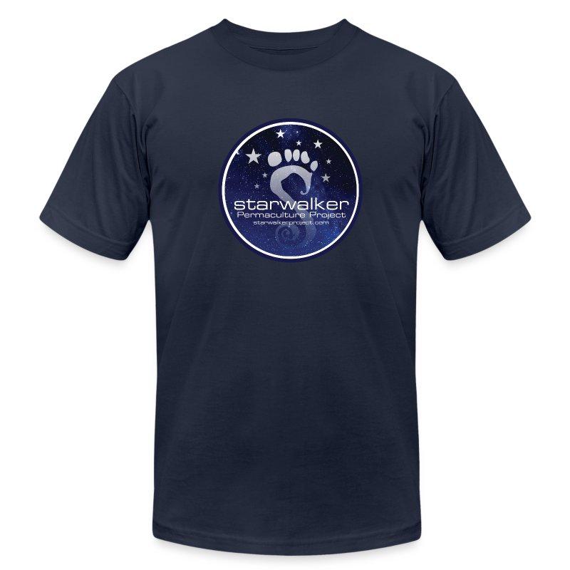 Starwalker Project Tee American Apparel - Men's Fine Jersey T-Shirt