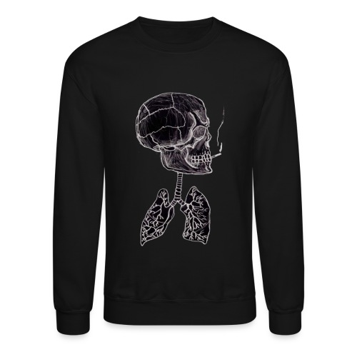 Black Lungs - Crewneck Sweatshirt