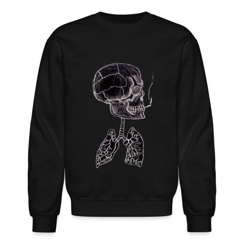 Black Lungs - Crewneck Sweatshirt
