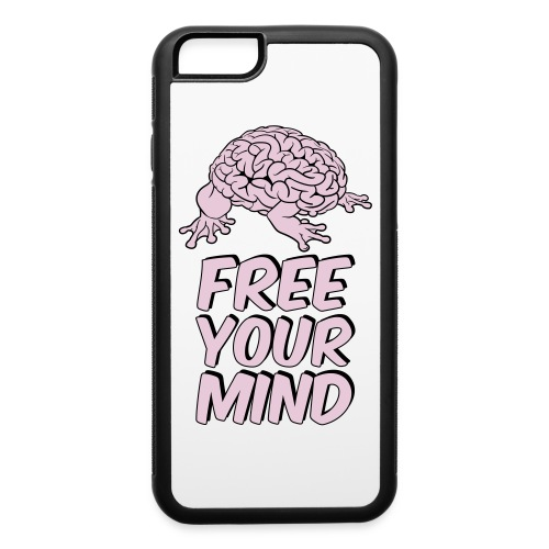 iPhone 6 - Free Your Mind Rubber Case - iPhone 6/6s Rubber Case