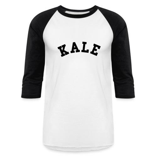 KALE MENS RAGLAN TEE - Baseball T-Shirt