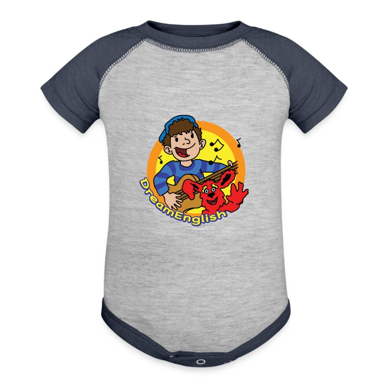 BABY: MATT & TUNES - Baby Contrast One Piece