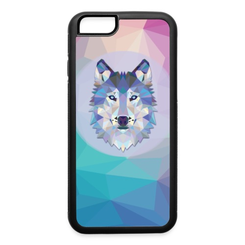iPhone 6 - Wolf Rubber Case - iPhone 6/6s Rubber Case