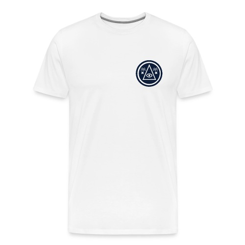 Premium T - All Seeing Eye - Men's Premium T-Shirt