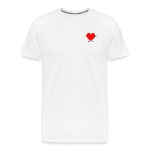 Happy Heart T-Shirts - Men's Premium T-Shirt