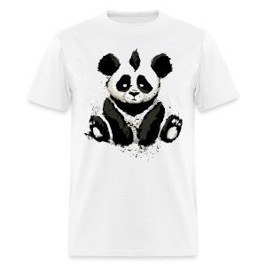 Cool Panda Bear Design - Men's T-Shirt