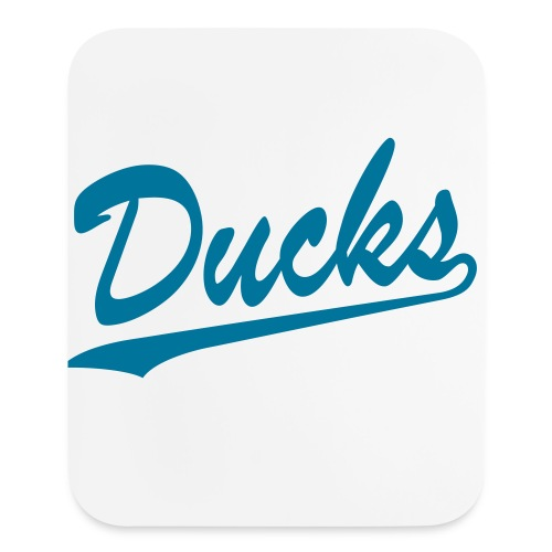 Ducks Mouse Pad - Mouse pad Vertical