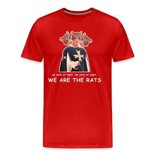 RATS - Men's Premium T-Shirt