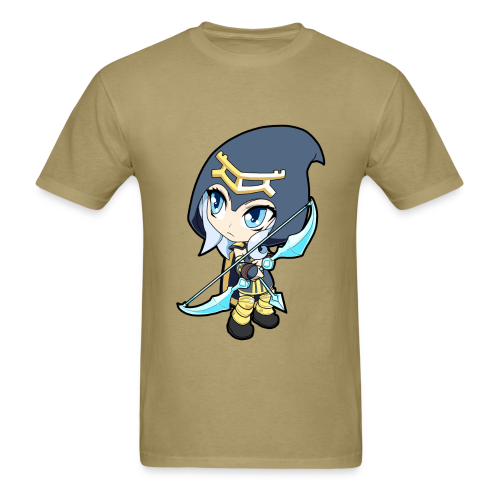 Ashe T-shirt for men - Men's T-Shirt